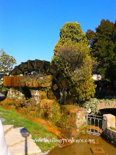Vaucluse, provence